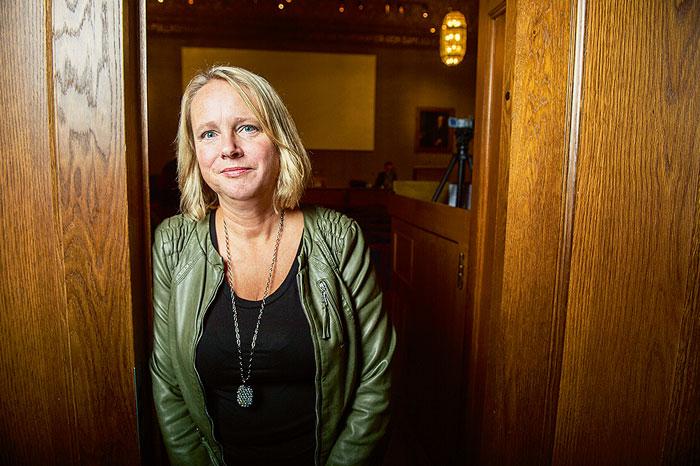 Anna Kiessling är docent i kardiologi och projektledare för Levnadsvaneprojektet