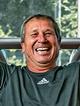 Porträtt på Christer Edberg som tränar