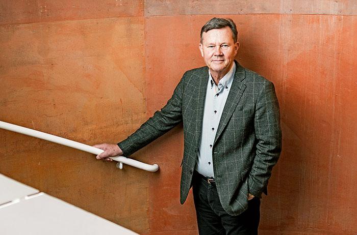 Svenska Läkaresällskapets ordförande Stefan Lindgren