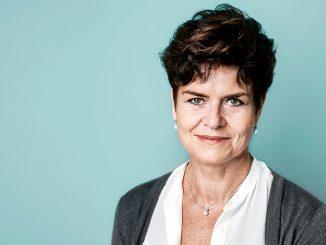 Porträtt på Ullakarin Nyberg, forskare