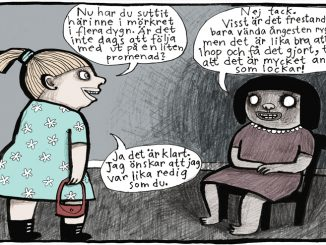Illustration av Nina Hemmingsson