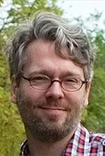 Porträtt på överläkare Joachim Burman